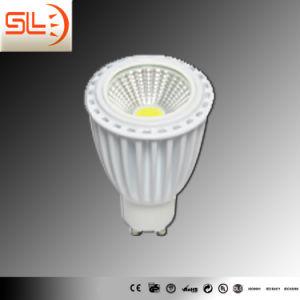 5W COB GU10 LED Spotlight with CE EMC pictures & photos