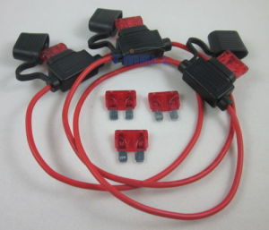in-Line Fuse Holder Standard Blade Fuse Holder Atc pictures & photos
