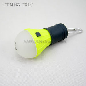 Bulb Shape LED Camping Light (T6141) pictures & photos
