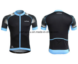 Short Sleeve Printing Cycling Coat Fitness Top Bicycle Wear pictures & photos