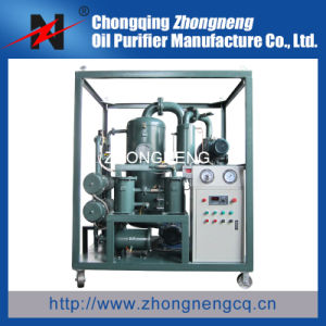 Double-Stage Vacuum Transformer Oil Treatment System pictures & photos
