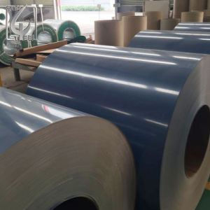 Prepainted Galvanized Steel Coil Painting 20/5 with PVC Film pictures & photos