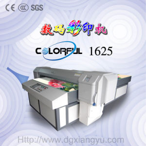 PVC Board Digital Flatbed Printer, PVC Sheet Printing Machine