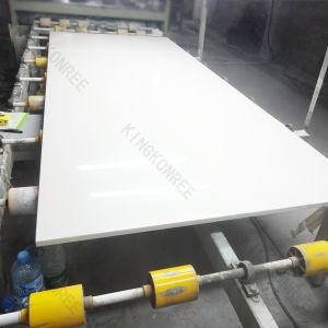 Super White Engineered Quartz Stone for Floor Tiles pictures & photos