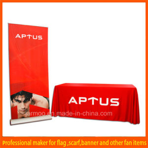 OEM Printing Polyester Session Table Cover pictures & photos