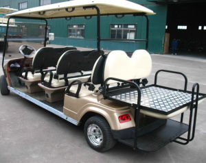 8 Seat Golf Cart with Backforward Seats pictures & photos