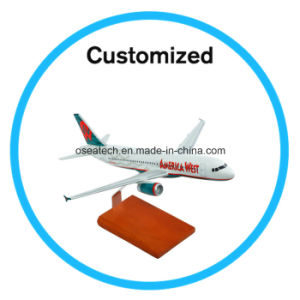 Customized Airbus Boeing Desktop Model Aircraft pictures & photos