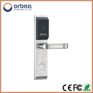 Smart Card Lock Hotel Lock with LED Display in Guangdong pictures & photos