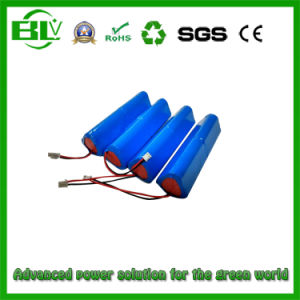 12V Li-ion Battery Packs for Explosion-Proof Emergency Lights pictures & photos