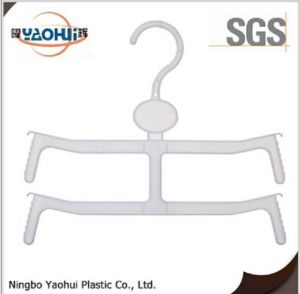 New Plastic Cloth Hanger with Plastic Hook for Display (24cm) pictures & photos