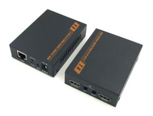 150m HDMI Extender with IR Over Ethernet Cate5e/6 pictures & photos