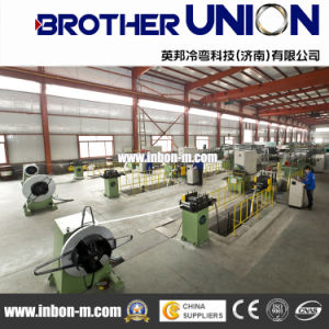 Photovoltaic Frame Roll Forming Machine pictures & photos