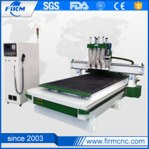 New Designed Four Heads Atc Woodworking Engraving CNC Router pictures & photos
