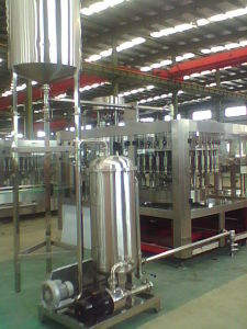 Gz Series Glass Bottle Filling Machine pictures & photos
