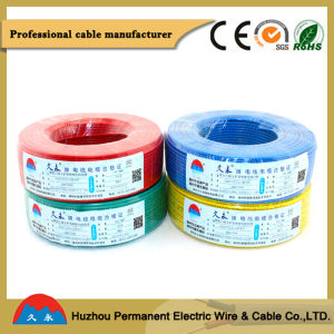 China Manufacturer 1.5mm PVC Insulated Electric Cable pictures & photos