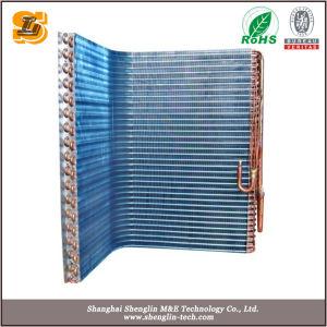 Copper Tube Aluminium Fin Air Conditioner Condenser pictures & photos