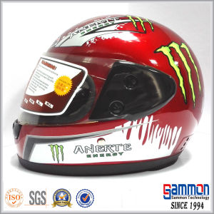 Warm and Safe Full Face Motorcycle Helmet (FL104)