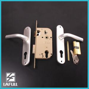 4230 New Type High Standard Security Door Handle Lock pictures & photos