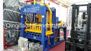 China Qt4-15 Automatic Cement Concrete Block Brick Making Machine pictures & photos