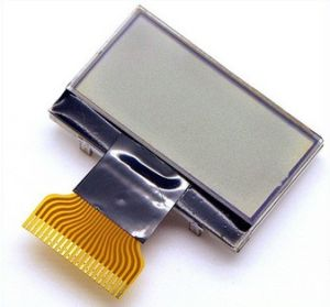 FSTN 1 Inch High Resolution LCD Module pictures & photos