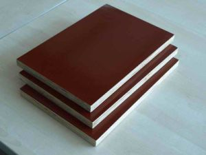 Phenolic Plate/Formwork, Color Film Face Plywood, Film Faced Plywood/Timber pictures & photos
