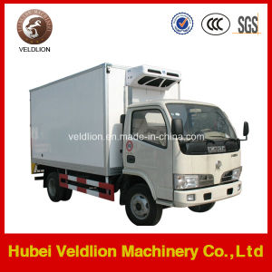 Refrigerator Food Meat Transportation Cooling Van Japanese Used Freezer Truck pictures & photos