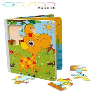 EVA Puzzle Book/ Children Book/ Hardcover Book Printing pictures & photos
