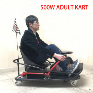 Ce Approved Electric Soliding Bike Adult Crazy Go Cart pictures & photos