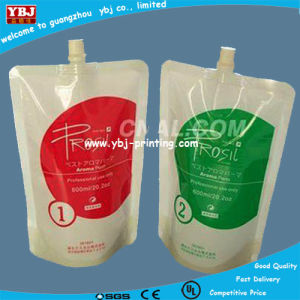 Beverage Industry Reusable Liquid Food Packaging Spout Pouch