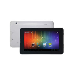 7 Inch Quad Core Android Tablet with Boxchip Allwinner A33 86V Mould pictures & photos