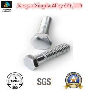 Stainless Steel Nickel Alloy A2-70 A2-80 Hex Bolt pictures & photos