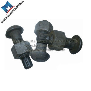 A490 Tension Conctrol Structural Tc Bolts M30 8.8s pictures & photos