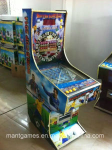 Coin Pusher Pinball Machine Hot Sale in Colombia pictures & photos
