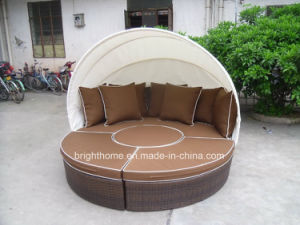 Popular Style Furniture Rattan Outdoor Lounge pictures & photos
