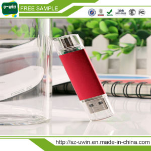 OTG Pen Drive 16GB USB, Micro OTG Smartphone USB 3.0 pictures & photos