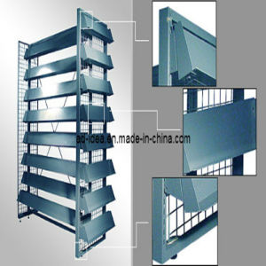 Metal Rack, Meral Display Stand, Metal Flooring Rack (RACK-06) pictures & photos