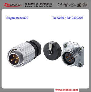 4p Connector/Electrical Connector Strips/Faston Connector pictures & photos