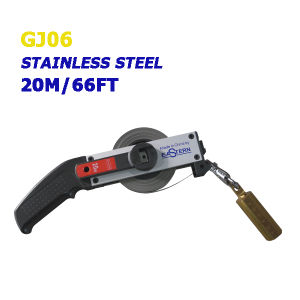 Gj06 20m/66ft Stainless Steel Oil Measuring Tape for Oil Gauging