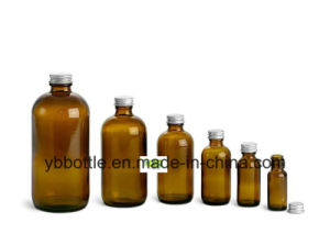 Amber Glass Bottles Only (Bulk)