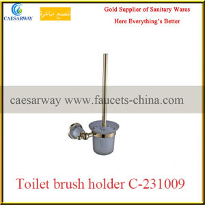 Sanitary Ware Bathroom Accessories Golden Soap Basket pictures & photos