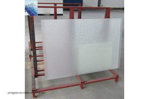 Tempered Low Iron Solar Glass with 3.2mm 4mm, Anti Reflective Coating pictures & photos