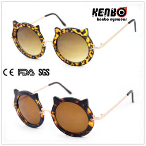 Unisex Fashion Cute Sunglasses for Accessory. UV400 CE FDA Km15120 pictures & photos