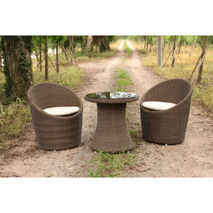 Rattan Designer Sectional Lounge Round Sofa Garden Outdoor Furniture pictures & photos