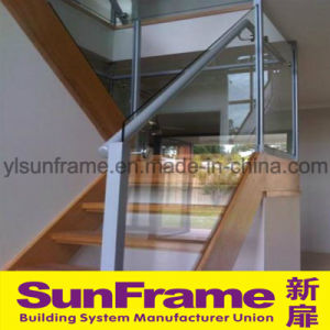 Luxury Aluminium Balustrade/Handrail for Stairs pictures & photos
