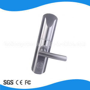 High Quality Network Remote Control Electric Fingerprint Door Lock pictures & photos