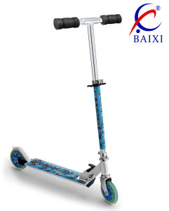Children Scooters with Two PU Wheel (BX-2M006) pictures & photos
