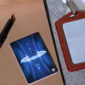 Anti-Radiation Bio-Energy Plastic Card with Ce pictures & photos
