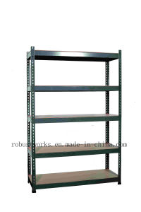 5tiers Metal Rack Storage Shelf (12050-100) pictures & photos