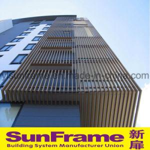 Aluminium Exterior Louvers for Curtain Wall pictures & photos