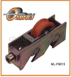 Zinc Bracket Gear with Single Roller (ML-FS013) pictures & photos